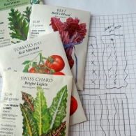 seed packets by ND Petitt