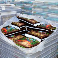 bagged and bulk soil