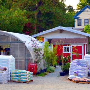 sweetland garden supply yard