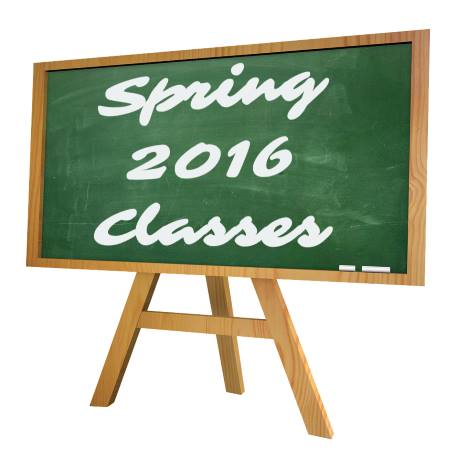 spring 2016 gardening classes in 95960