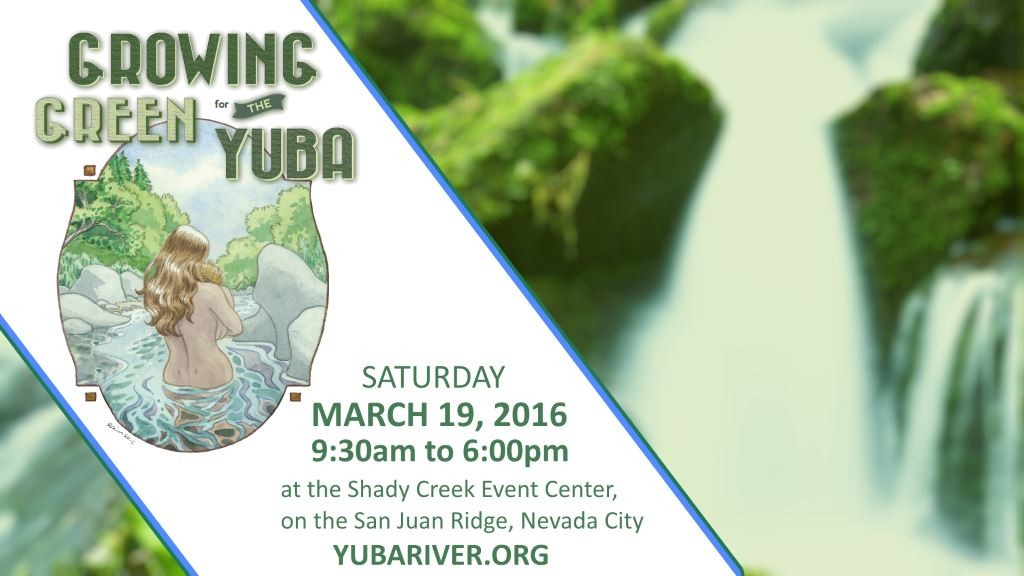 Growing Green for the Yuba 2016