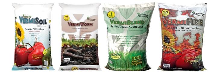 Vermicrop soil