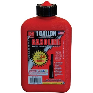 Midwest Can Gasoline Can