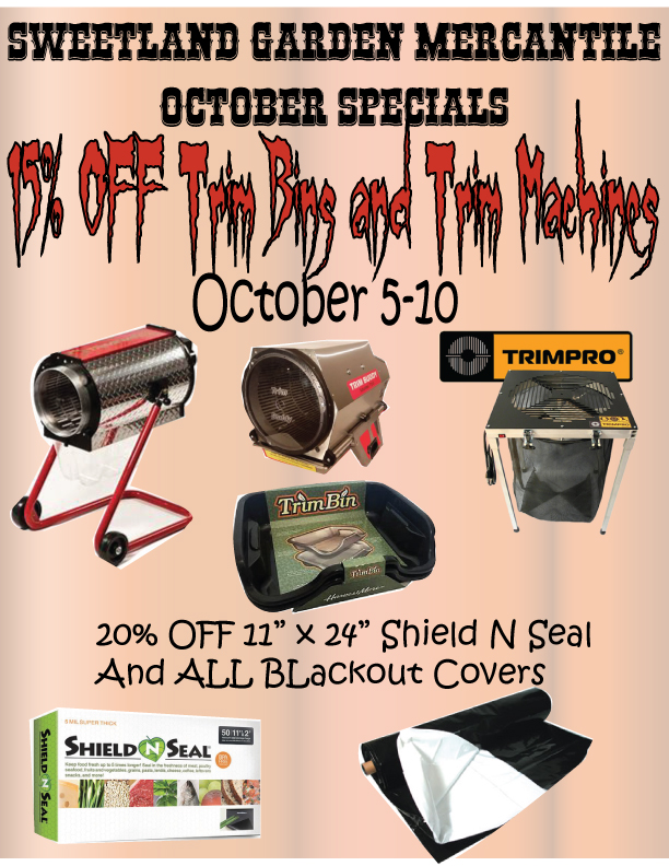 October 2020 Sales Flyer
