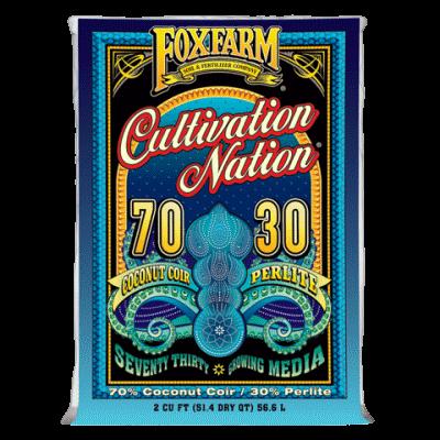 Foxfarm Cultivation Nation 70-30 Growing Media