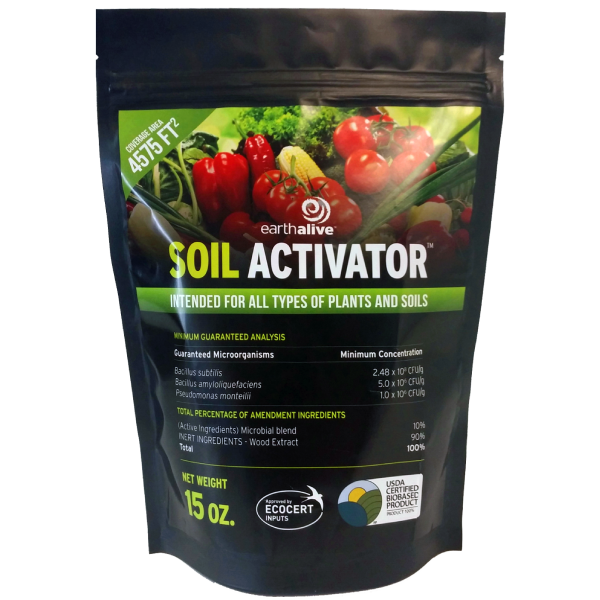 Soil Activator by Earth Alive Technologies