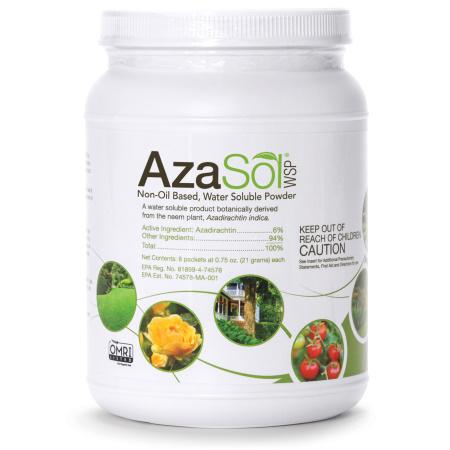 AzaSol WSP by ArborJet